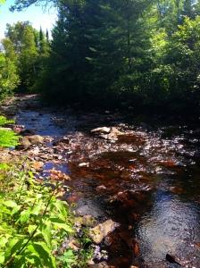 Elbow River, BWCA