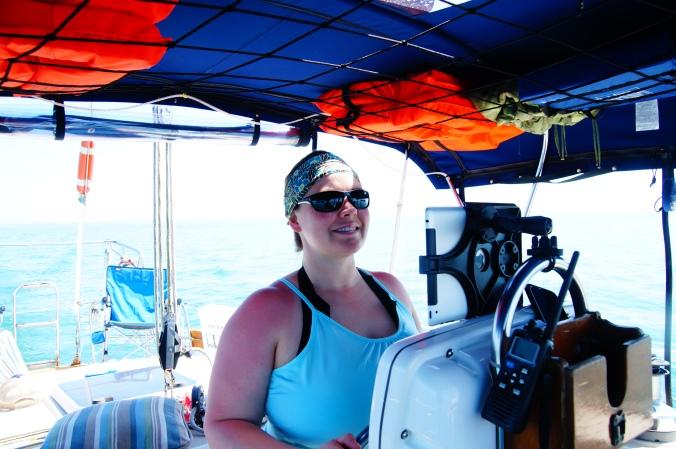 Sailing in Florida