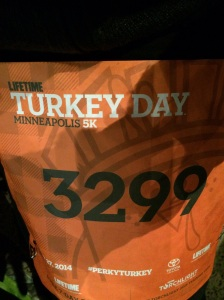 I run for Turkey!
